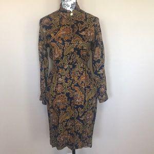 Liz Claiborne vintage style dress